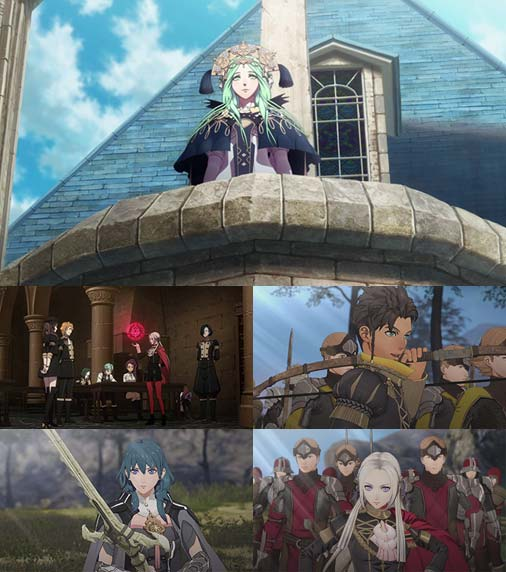 Fire Emblem Three Houses (15)