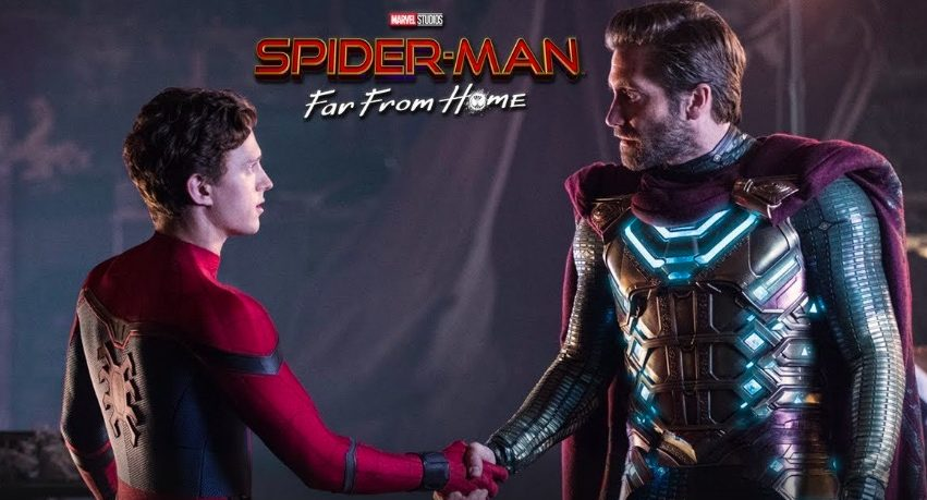 spider-man: far from home, msyterio