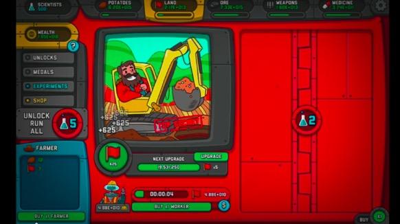 games like adventure capitalist