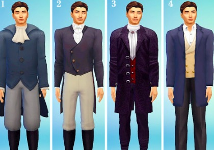 maxis match, the sims 4