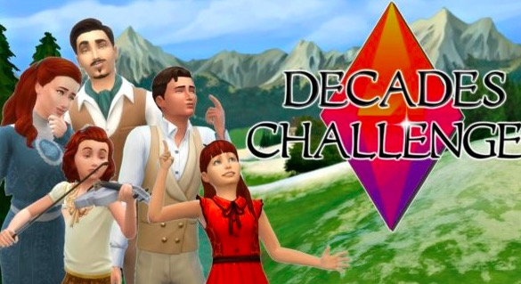 decades challenge
