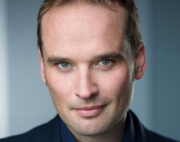 Ben Whitehead - Journalist