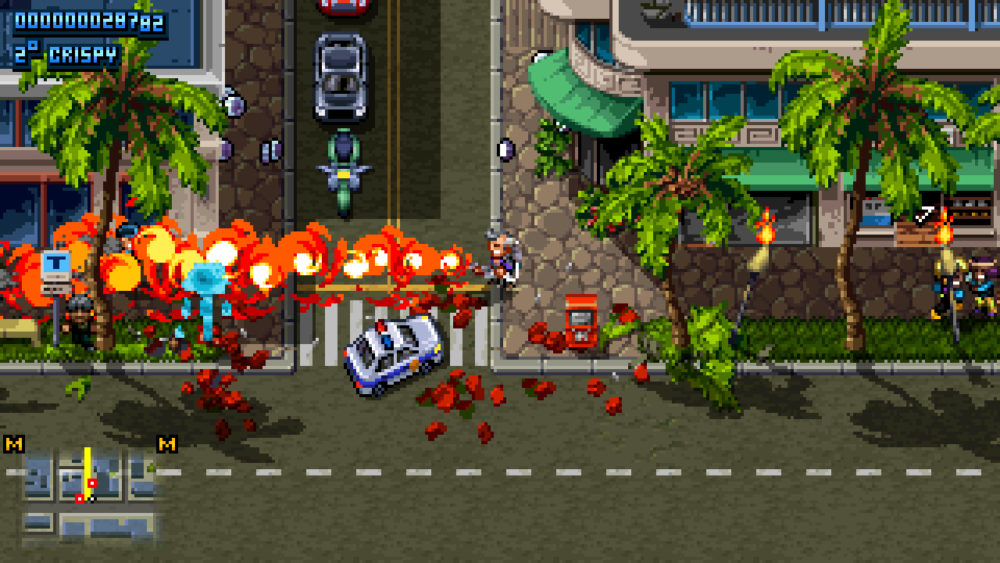 best upcoming switch games may, shakedown: hawaii
