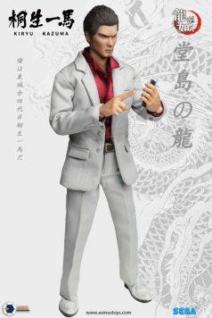 Yakuza Kazuma Kiryu Figure (5)