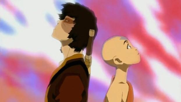 Aang & Zuko (Avatar: The Last Airbender)