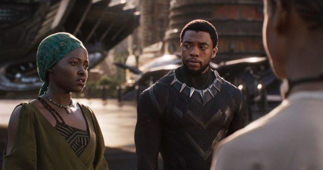5) Black Panther