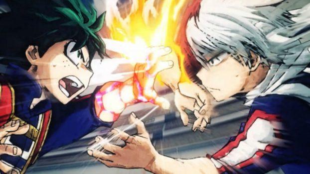 Izuku Midoriya & Shoto Todoroki (My Hero Academia)