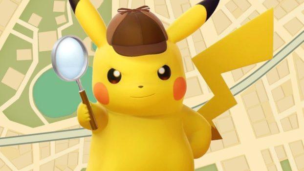 Detective Pikachu (Pokemon Series)