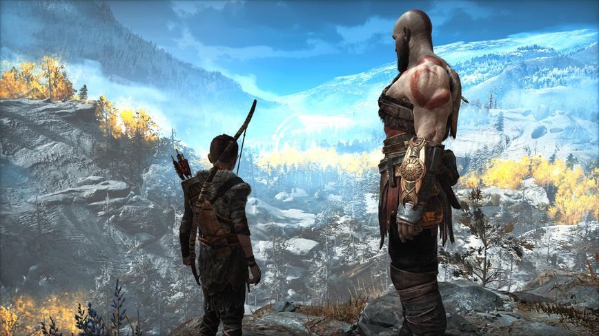 god of war 2018, games like A Plague Tale: Innocence
