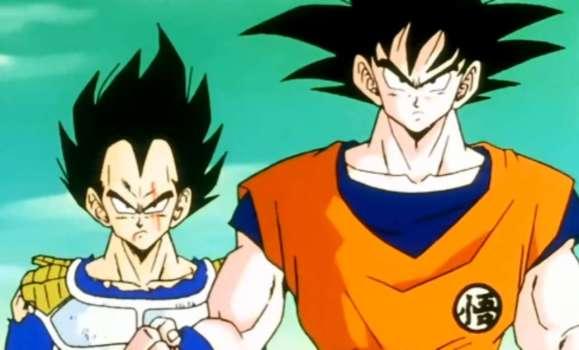 Goku & Vegeta (Dragon Ball Z)
