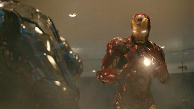 16) Iron Man 2