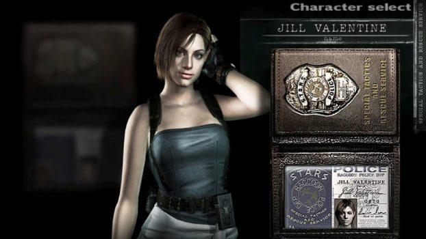 Jill Valentine (Resident Evil 3)