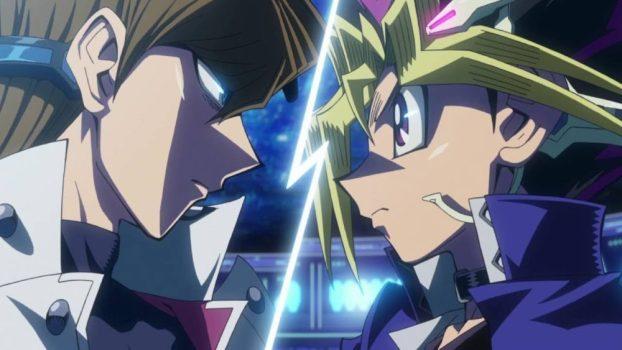 Yugi & Kaiba (Yu-Gi-Oh!)