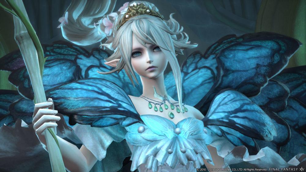 Final fantasy xiv, interview