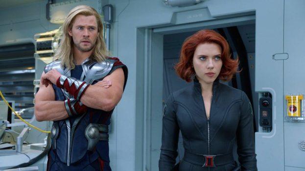 3) Marvel's The Avengers