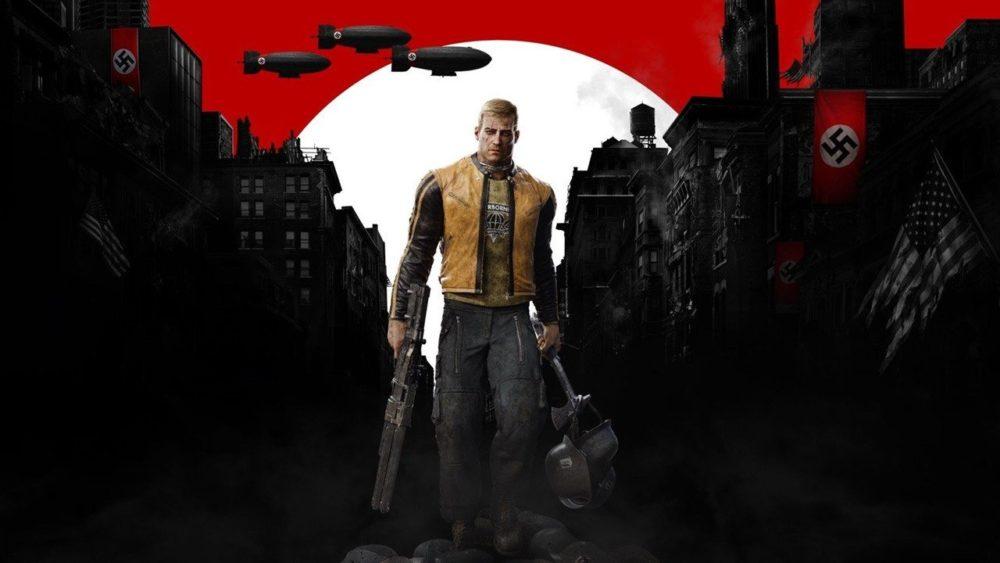 wolfenstein ii, switch, best , first person shooters