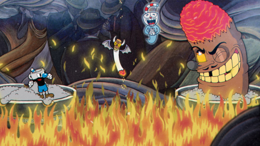 cuphead, best co-op games of may 2019