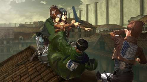 Attack on Titan 2 Final Battle (7)