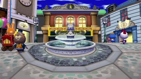 Animal Crossing City Folk