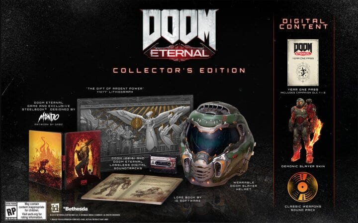 DOOM Eternal Pre-Order Guide: All Editions, Prices, and More