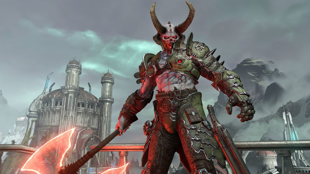 Doom Eternal Looks Hellish and Awesome in Brand New Screenshots ...