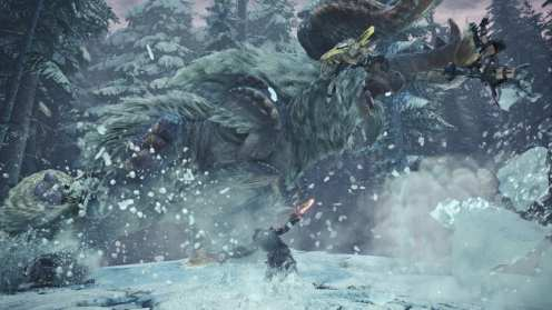 Monster Hunter World Iceborne Beta (4)