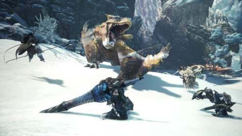 Monster Hunter World Iceborne Beta (5)