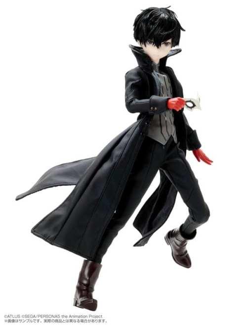 Persona 5 Doll (2)