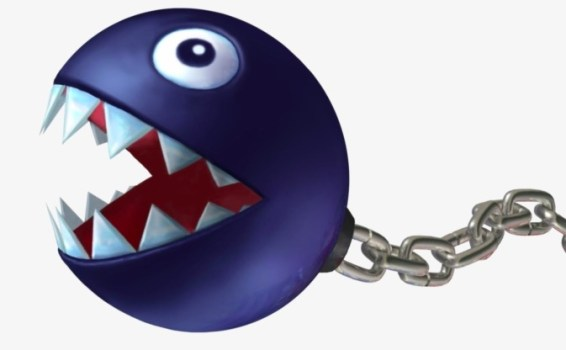 Chain Chomps Inspiration