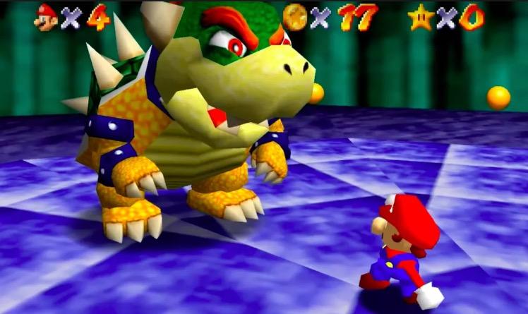 Super Mario 64 Quotes