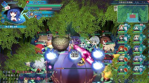 Touhou Genso Wanderer Lotus Labyrinth (3)