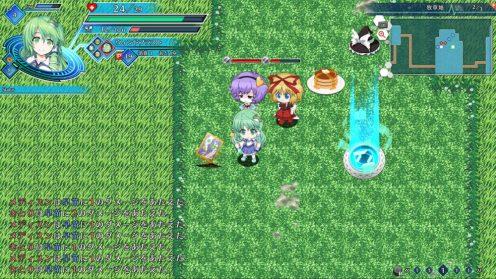Touhou Genso Wanderer Lotus Labyrinth (5)