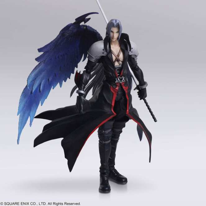 bring Arts Sephiroth (1)
