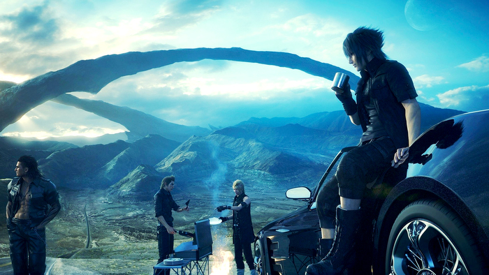 Final Fantasy XV, Games That were Delayed Just Before Release