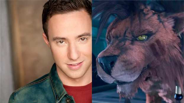 Max Mittelman as Red XIII