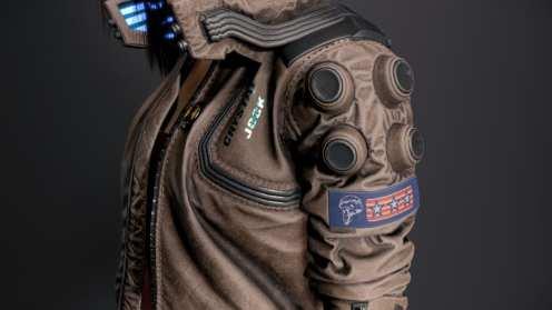 Cyberpunk 2077 Female V (10)