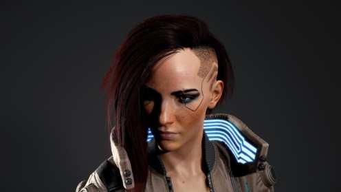 Cyberpunk 2077 Female V (2)