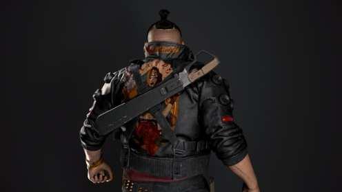 Cyberpunk 2077 Jackie (7)