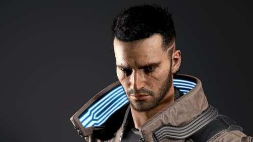 Cyberpunk 2077 Male V (1)