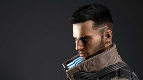 Cyberpunk 2077 Male V (2)