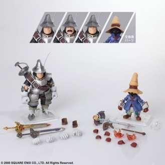 Final Fantasy XI Vivi Adelbert Figures (11)