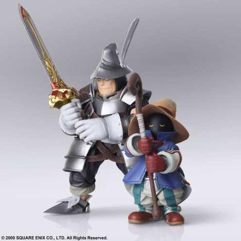 Final Fantasy XI Vivi Adelbert Figures (9)