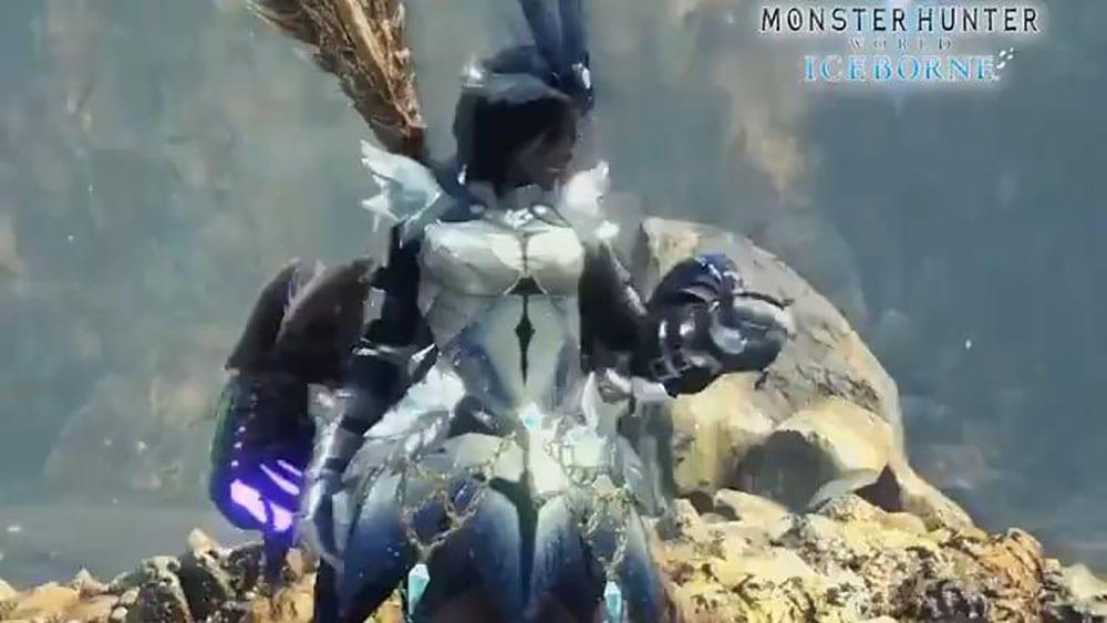 Monster Hunter World Iceborne Reveals Legiana Master Rank Armor