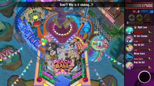 SENRAN KAGURA Peach Ball - PC_Pinball2