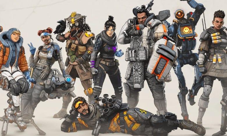 Best Co-Op Games of 2019, apex legends