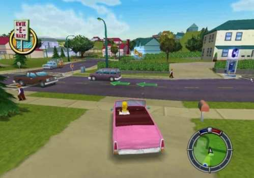 simpsons, hit and run, licensed games