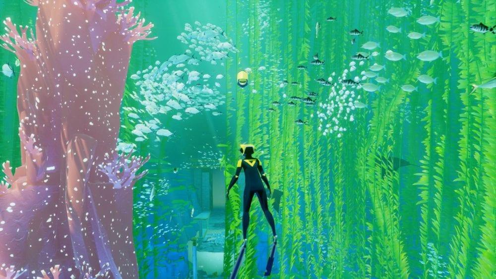 summer, games, cool, underwater