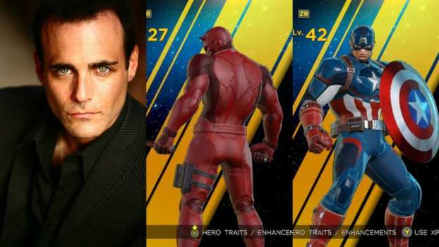 Brian Bloom - Captain America/Daredevil