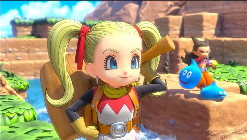 dragon quest builders 2, video game releases, july 2019