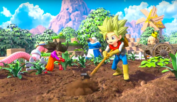Dragon Quest Builders 2, Tips and Tricks for Beginners
